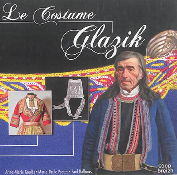 Livre - Le costume glazik