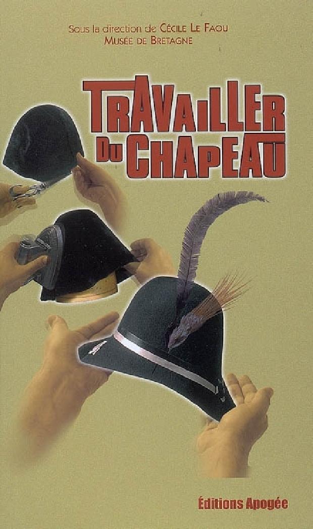 Livre - Travailler du chapeau