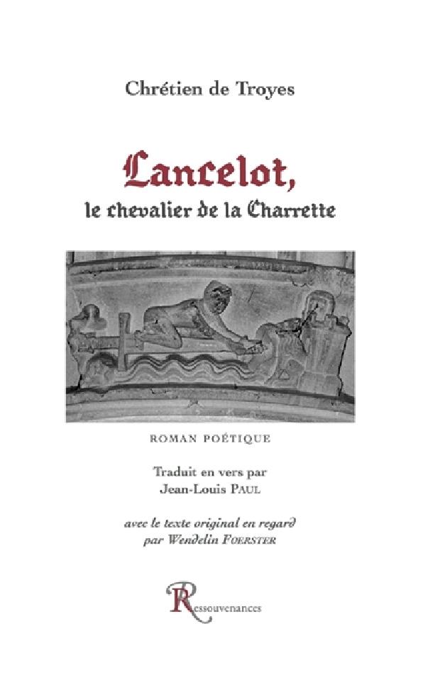 Livre - Lancelot, le chevalier de la charrette