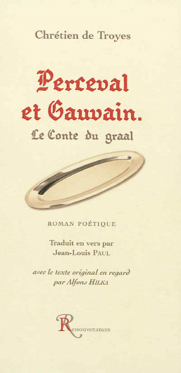 Livre - Perceval et Gauvain