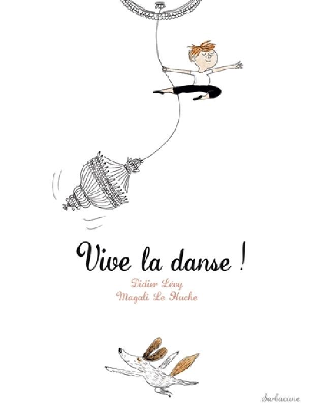 Livre - Vive la danse !