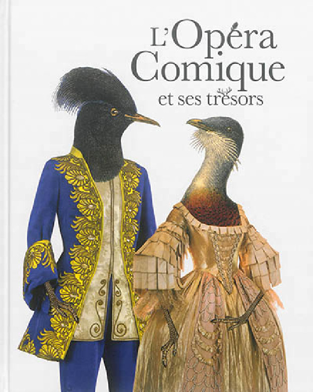 Livre - L' Opéra Comique et ses trésors