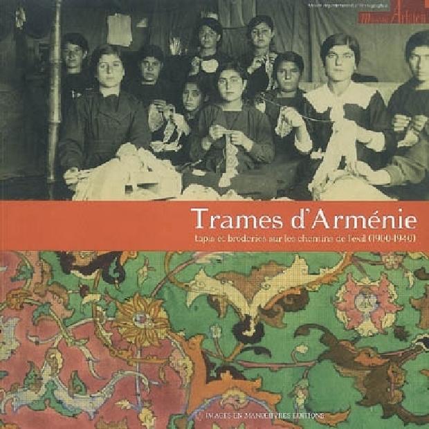 Livre - Trames d'Arménie