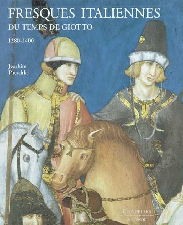 Livre - Fresques italiennes