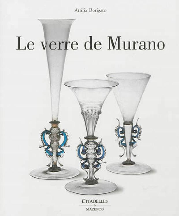 Livre - Le verre de Murano