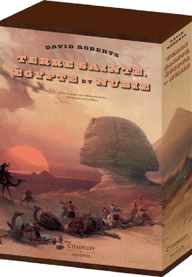 Livre - Terre Sainte, Syrie, Idumée, Arabie, Égypte et Nubie