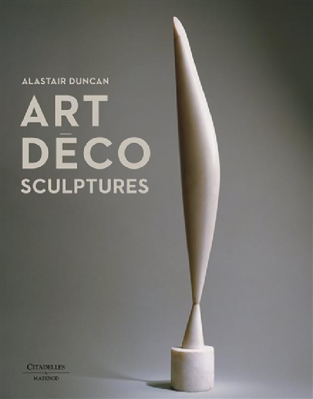 Livre - Art déco sculpture