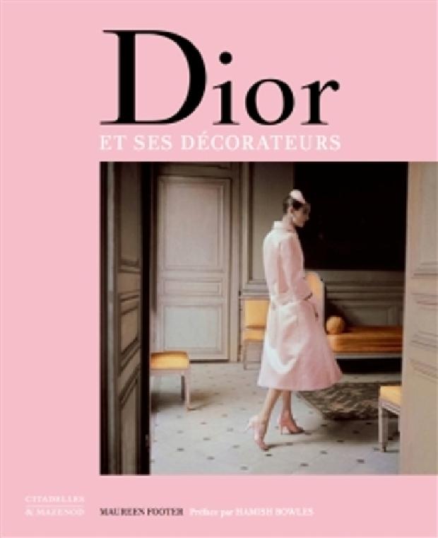 Livre - Dior et ses décorateurs
