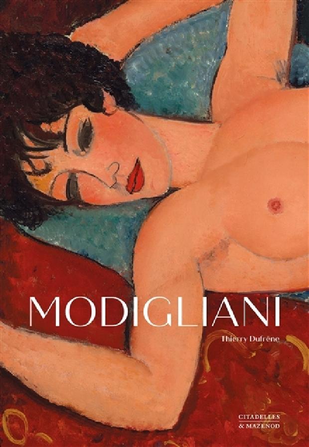 Livre - Modigliani