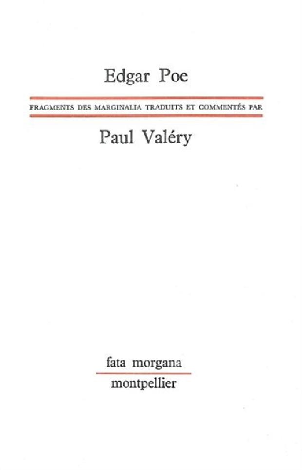 Livre - Fragments des Marginalia