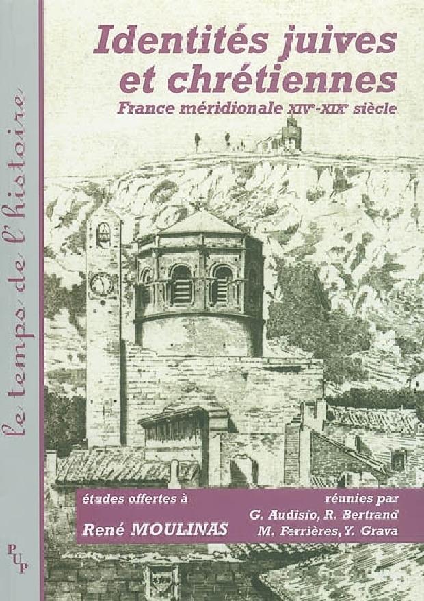 Livre - Identités juives et chrétiennes