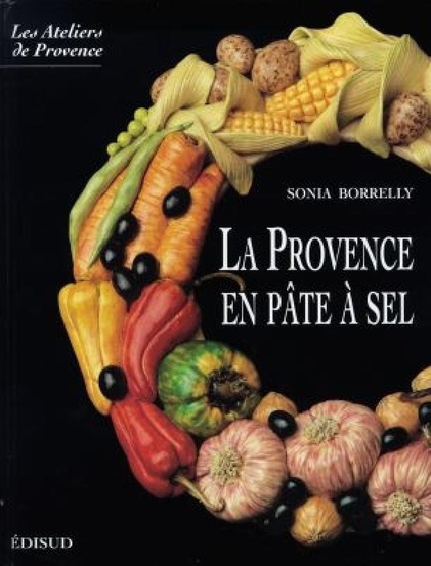 Livre - La Provence en pâte à sel