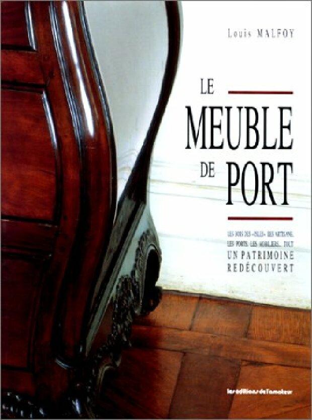 Livre - Le meuble de port