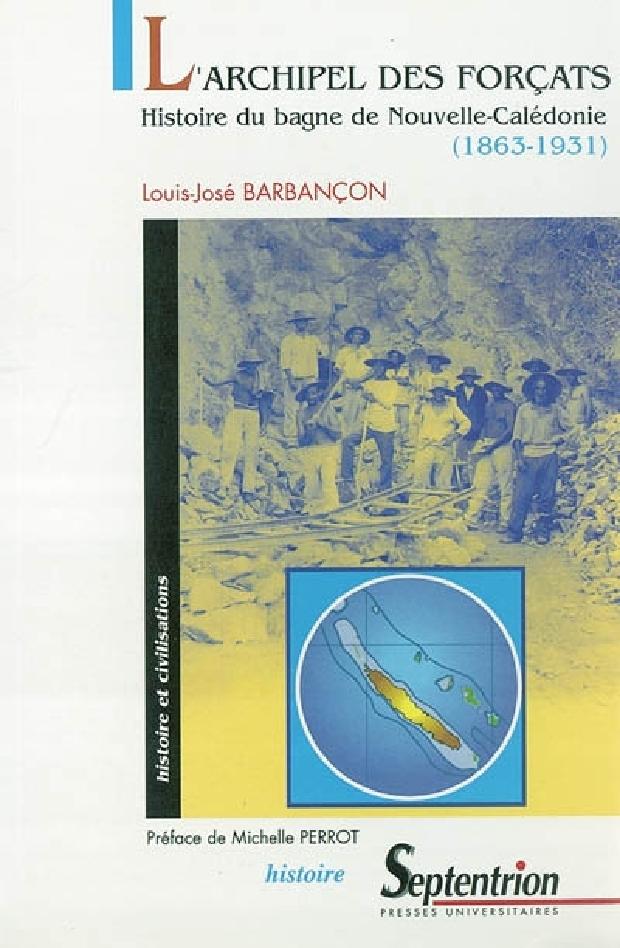 Livre - L'archipel des forçats