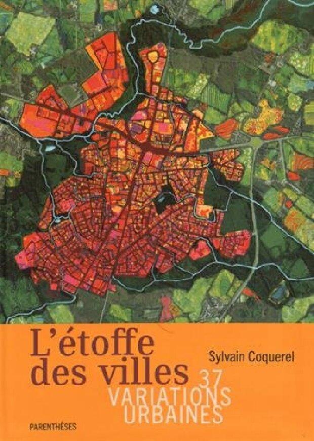 Livre - L'étoffe des villes