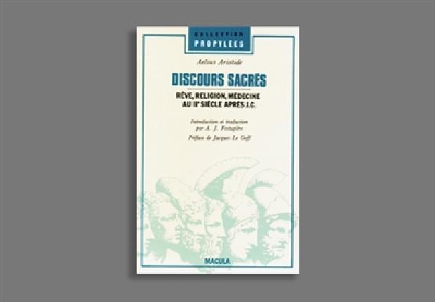 Livre - Discours sacrés