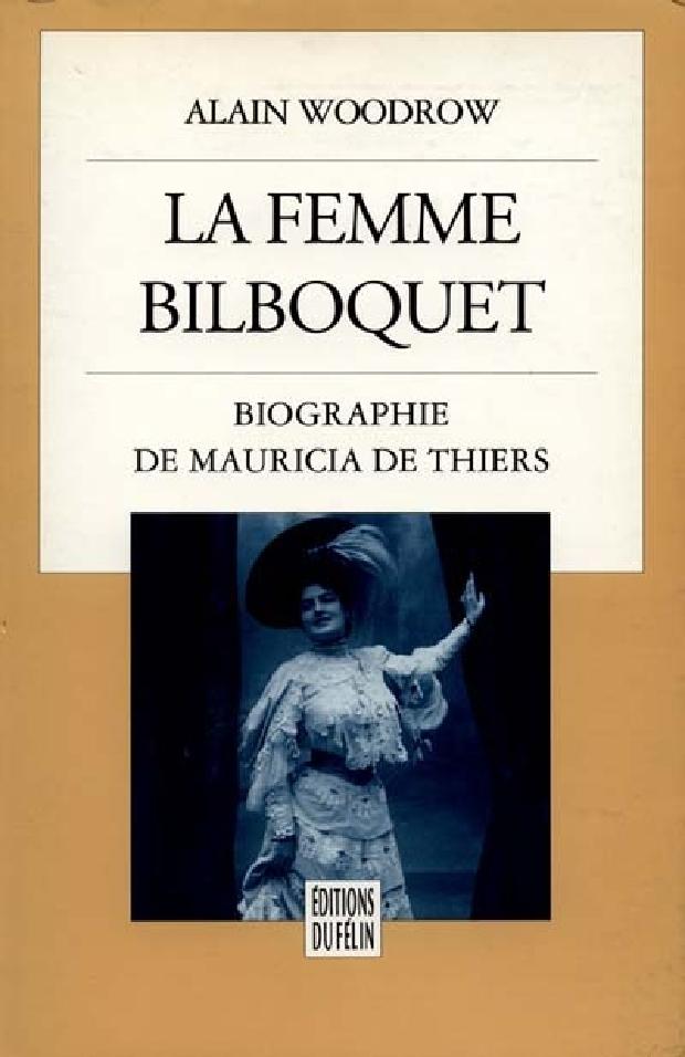 Livre - La femme bilboquet