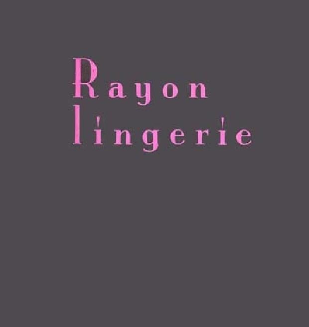 Livre - Rayon lingerie