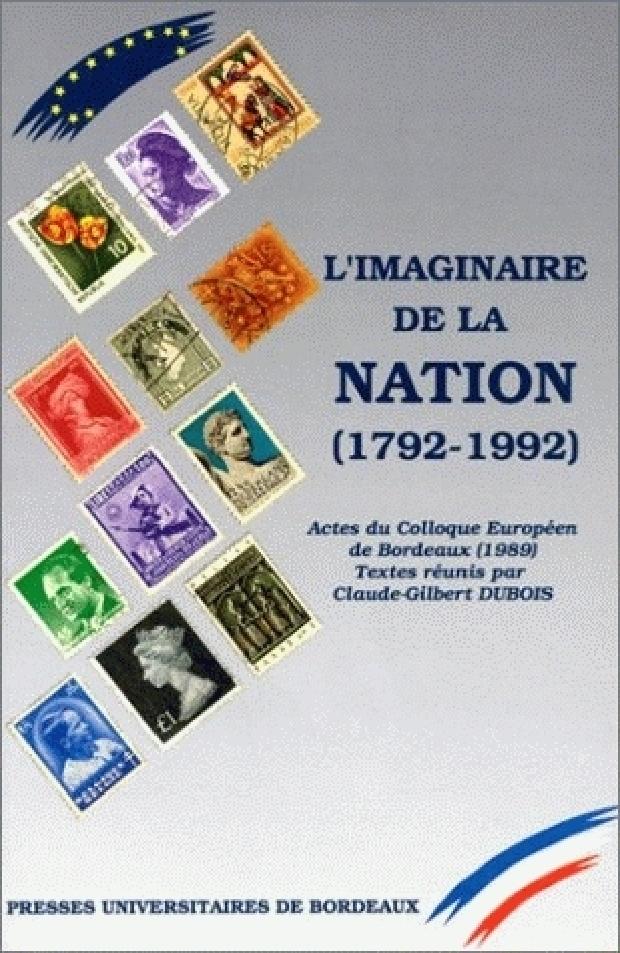 Livre - L'imaginaire de la nation