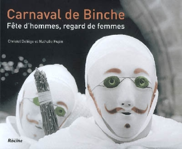 Livre - Carnaval de Binche