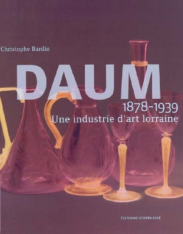 Livre - Daum, 1878-1939
