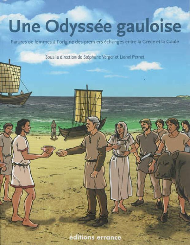 Livre - Une odyssée gauloise