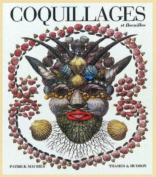 Livre - Coquillages et rocailles