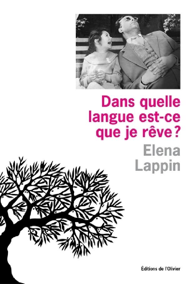 Livre - Dans quelle langue est-ce que je rêve ?
