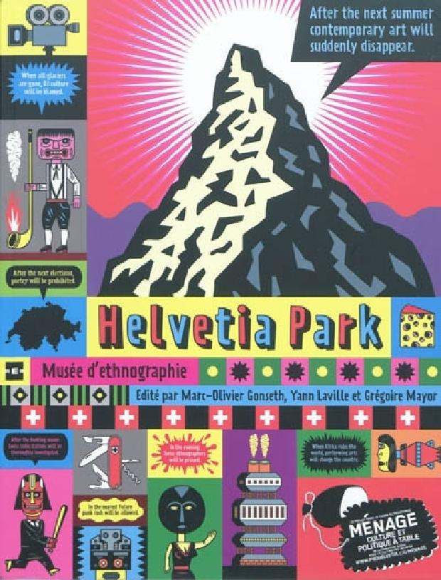 Livre - Helvetia Park
