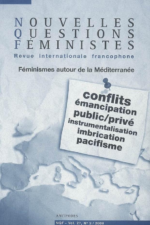 Livre - Féminismes autour de la Méditerranée