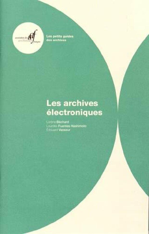 Livre - Les archives électroniques