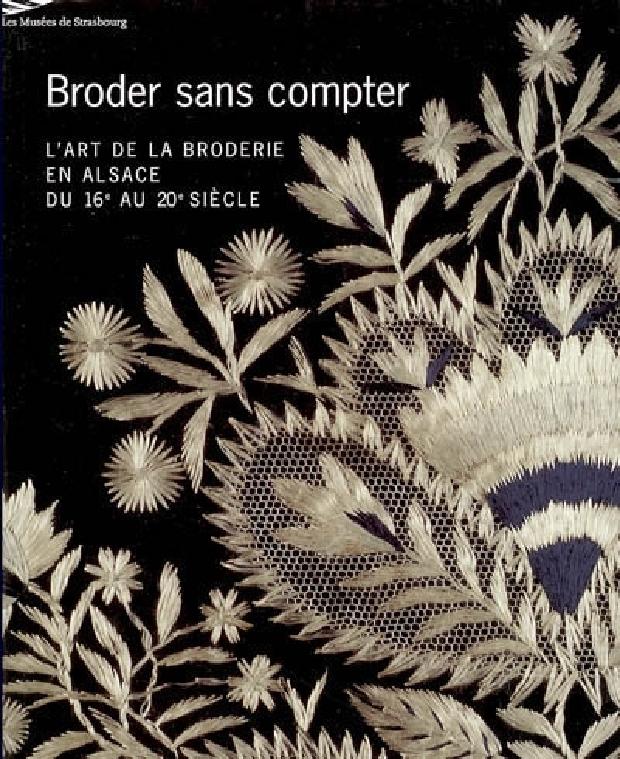Livre - Broder sans compter