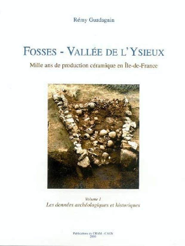 Livre - Fosses, vallée de l'Ysieux