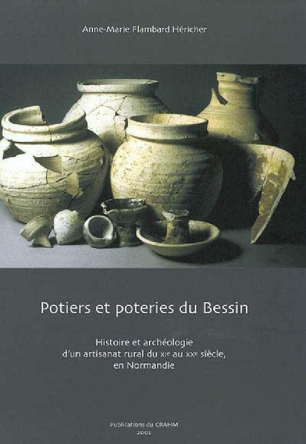 Livre - Potiers et poteries du Bessin