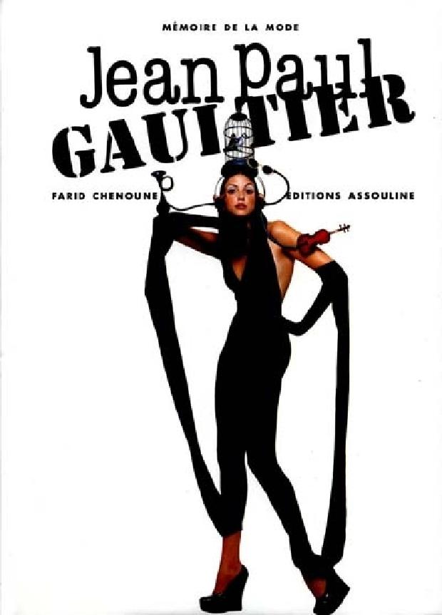Livre - Jean Paul Gaultier