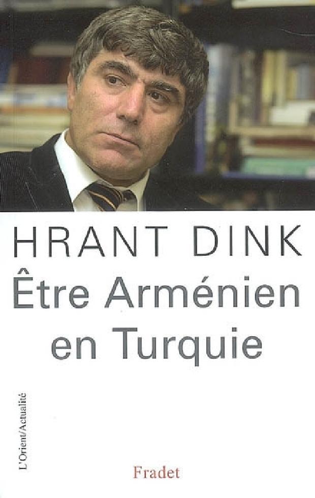 Livre - Être Arménien en Turquie