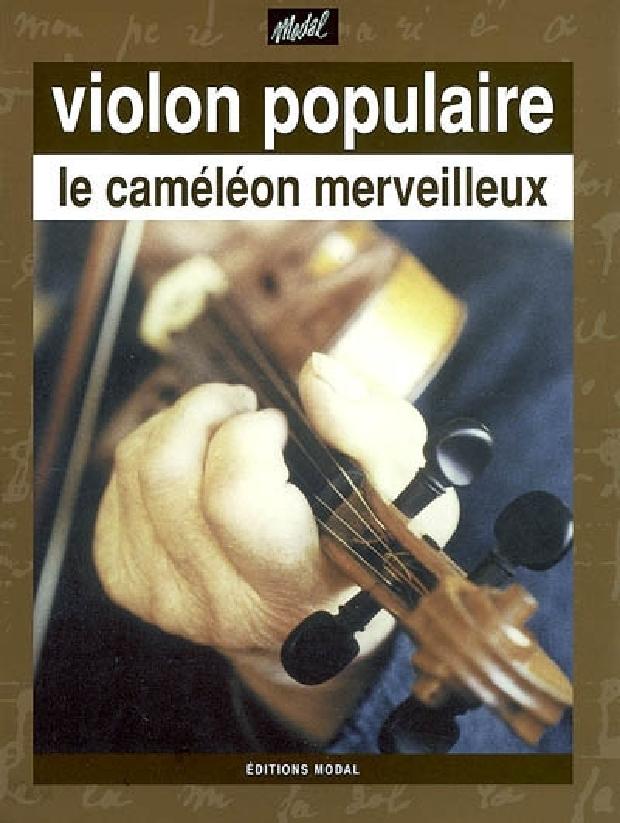 Livre - Violon populaire