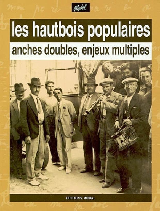 Livre - Les hautbois populaires