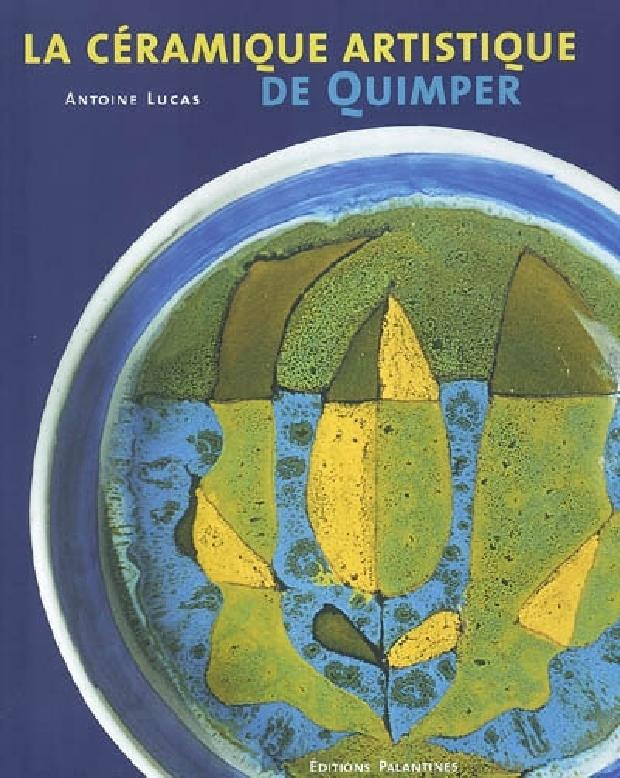 Livre - La céramique artistique de Quimper