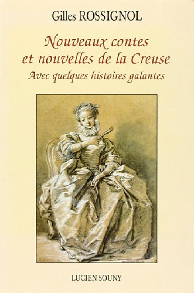 Livre - Nouveaux contes et nouvelles de la Creuse