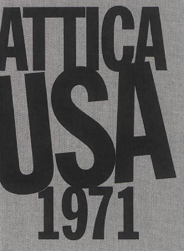 Livre - Attica USA 1971