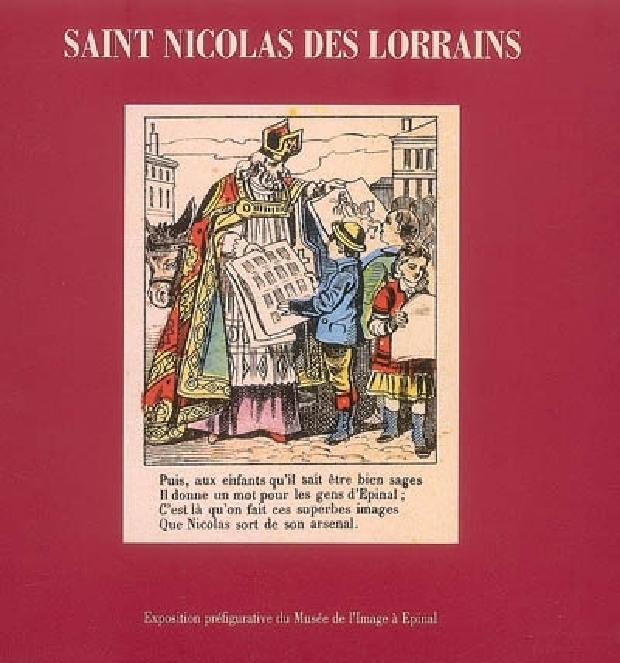 Livre - Saint Nicolas des Lorrains