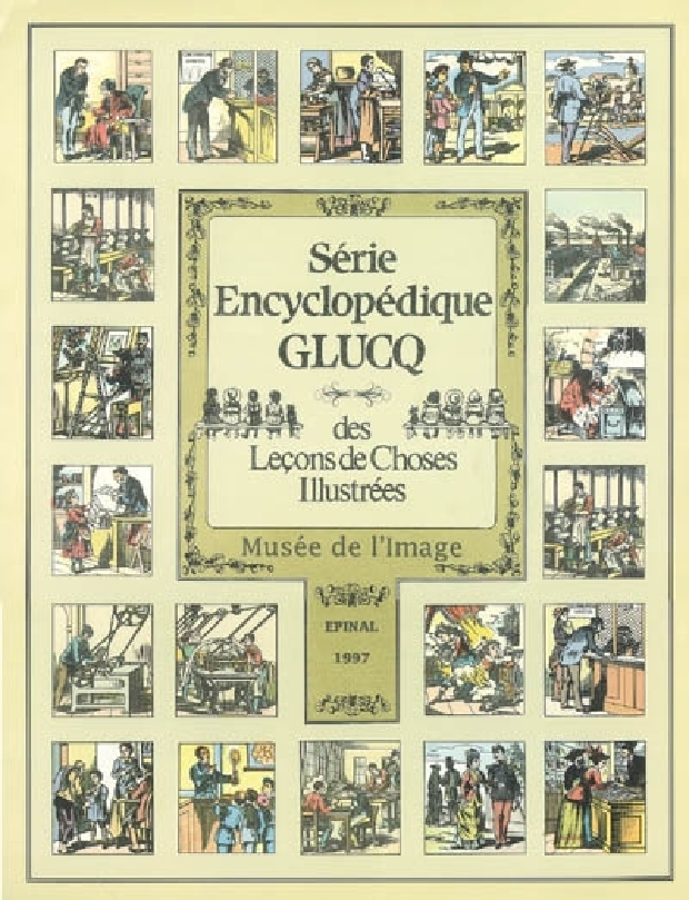 Livre - Série encyclopédique Glucq des leçons de choses illustrées