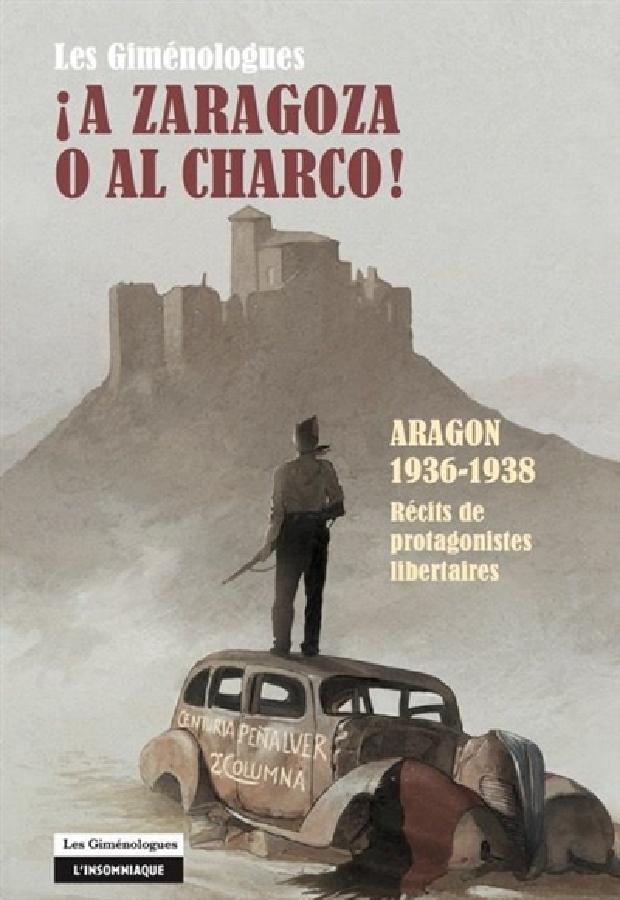 Livre - ¡ A Zaragoza o al charco !