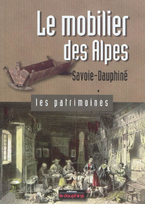 Livre - Le mobilier des Alpes