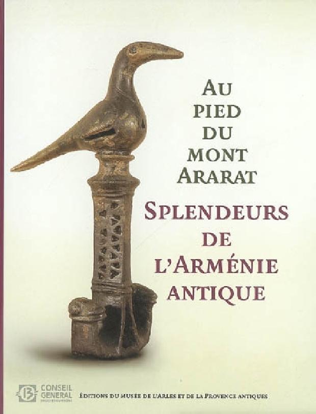 Livre - Splendeurs de l'Arménie antique