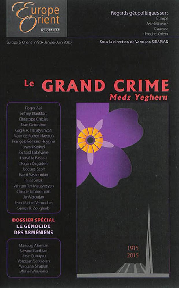 Livre - Le grand crime