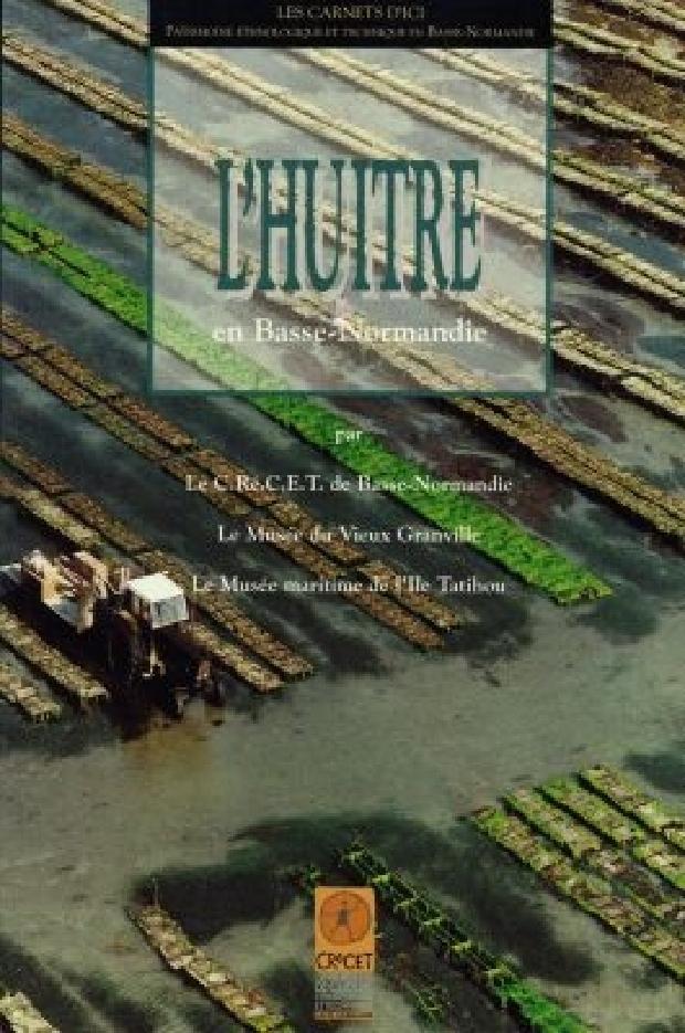 Livre - L'huître en Basse-Normandie