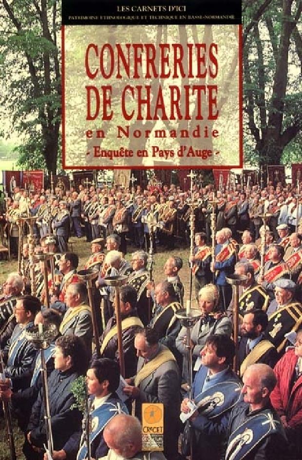 Livre - Confréries de charité en Normandie