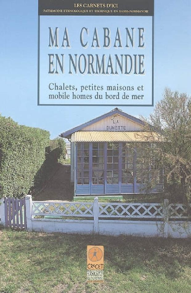 Livre - Ma cabane en Normandie